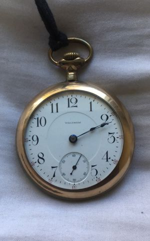 1883 P.S. Bartlett Waltham Pocket Watch for Sale in North Potomac, MD