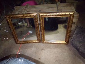 2 -14*17 hanging mirrors for Sale in Horn Lake, MS