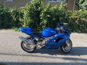 1999 Kawasaki ZX9R for Sale in Hammond, IN