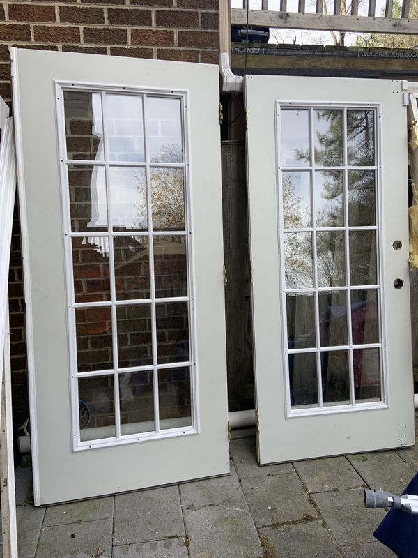 Free French doors