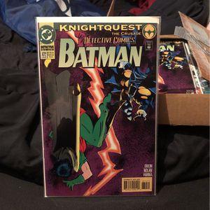 DC Comics Knightquest The Crusade Batman 872 for Sale in Des Plaines, IL