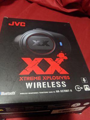 Jvc xtreme Xplosives wireless earbuds for Sale in Phoenix, AZ