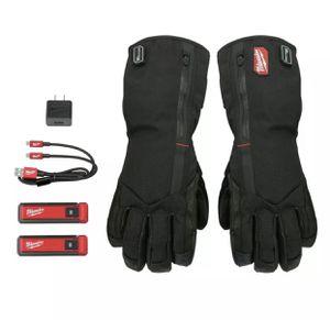 New LARGE NO BOX Milwaukee Heated Gloves /auto/ Ryobi / ridgid / makita / dewalt / tools for Sale in Hickory Hills, IL