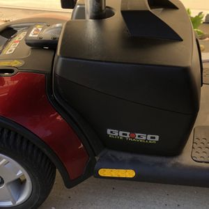 GoGo Pride mobility Scooter for Sale in Riverside, CA