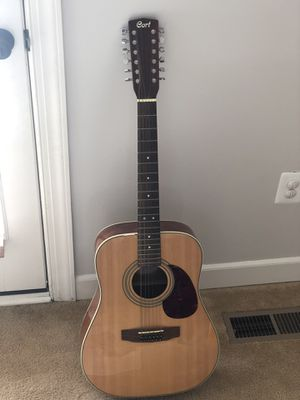 Cort 12 String Acoustic Guitar for Sale in Frederick, MD