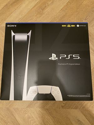 PlayStation 5 (Digital Edition) for Sale in Chicago, IL