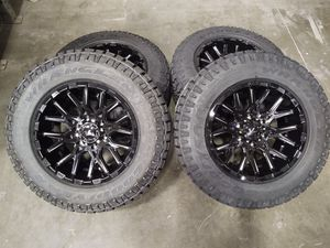 17x9.5 Wheels And Goodyear Tires 6x139.7 for Sale in Montclair, CA