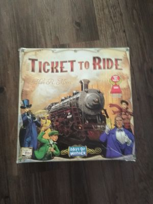 Ticket to ride for Sale in Boca Raton, FL