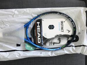 Head Instinct Tennis Racquet for Sale in Miami, FL