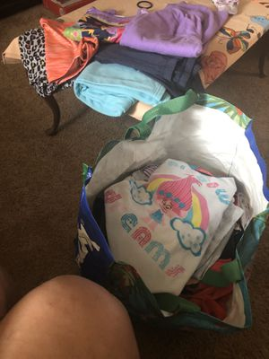 Big bag of girls size 8 clothes for Sale in Surprise, AZ