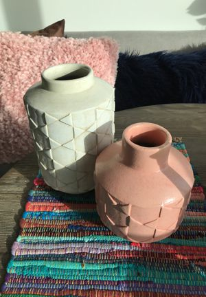 Mid century Modern Vase Set for Sale in Seattle, WA
