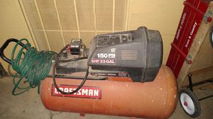 Air compressor/ compresíon de aire for Sale in Bakersfield, CA