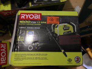 ryobi pressure washer 1600 psi for Sale in Dallas, TX