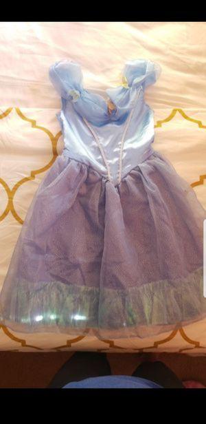 Girls Disney princess costumes for Sale in Avondale, AZ