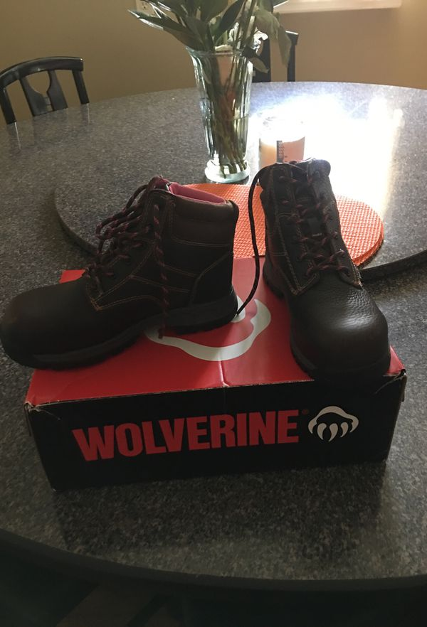 Wolverine women shoes