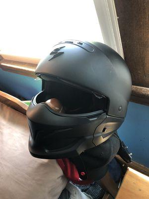 Scorpion Exo Covert motorcycle helmet for Sale in Woburn, MA