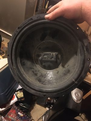 Mtx 10 inch sub for Sale in Germantown, MD