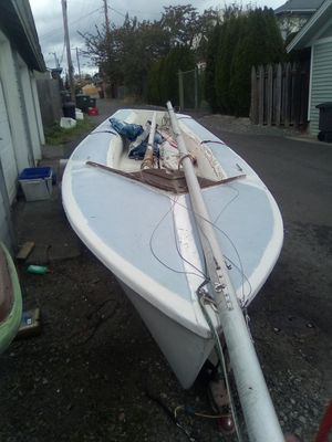 Sailboat and everything needed for Sale in Everett, WA