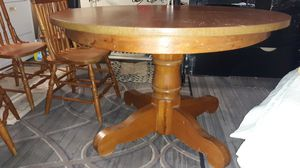 Kitchen table and 4 chairs for Sale in Hermitage, TN