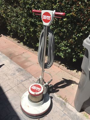 Floor scrubber and buffer 17 inches with pad holder. for Sale in Santa Ana, CA