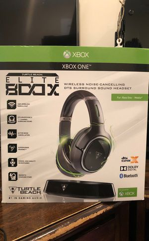 Turtle beach wireless gaming headphones for Sale in Miami, FL