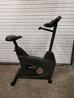 Star Trac upright exercise bike for Sale in Clearwater, FL