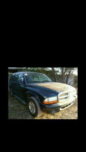 2003 Dodge Durango part out for Sale in Tucson, AZ