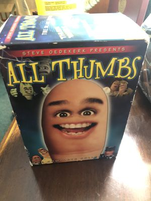 Thumb Wats DVD for Sale in Mountainside, NJ