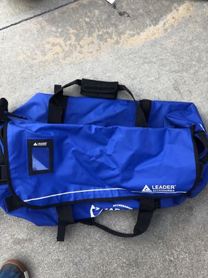 Dry Duffle Bag for Boats Fishing Leader Accessories Water Proof for Sale in Downey, CA