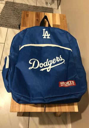 LA Dodgers Sports Authority Backpack 🎒(🚨Read Description) for Sale in Los Angeles, CA