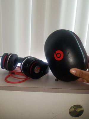 Beats by Dre Studio Headphones for Sale in Randolph, MA