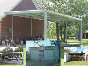 Carports good prices! for Sale in Houston, TX
