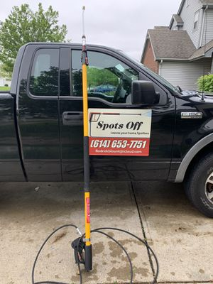 Be 24' Professional 4stage Fiberglass telescope wand 4000psi for Sale in Canal Winchester, OH