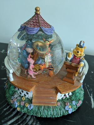 Disney Pooh Snowglobe for Sale in Gwynedd Valley, PA