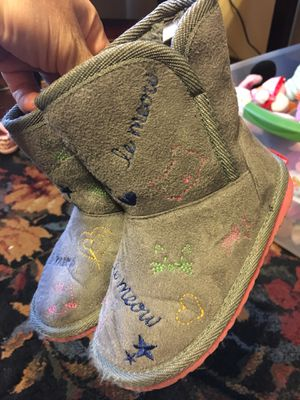 Toddler winter boot, boots and sneakers size 7 for Sale in Philadelphia, PA