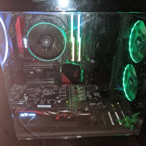 AMD Gaming Pc Ryzen 1700 for Sale in Hollywood, FL
