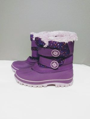 Cat & Jack Snow Kids Boots size Large /11/12 for Sale in Thornton, CO