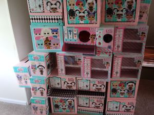 Lol dolls empty boxes. make offer for Sale in Pittsburgh, PA