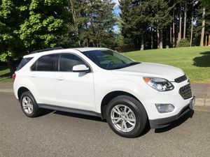 2016 Chevy equinox LT for Sale in Federal Way, WA