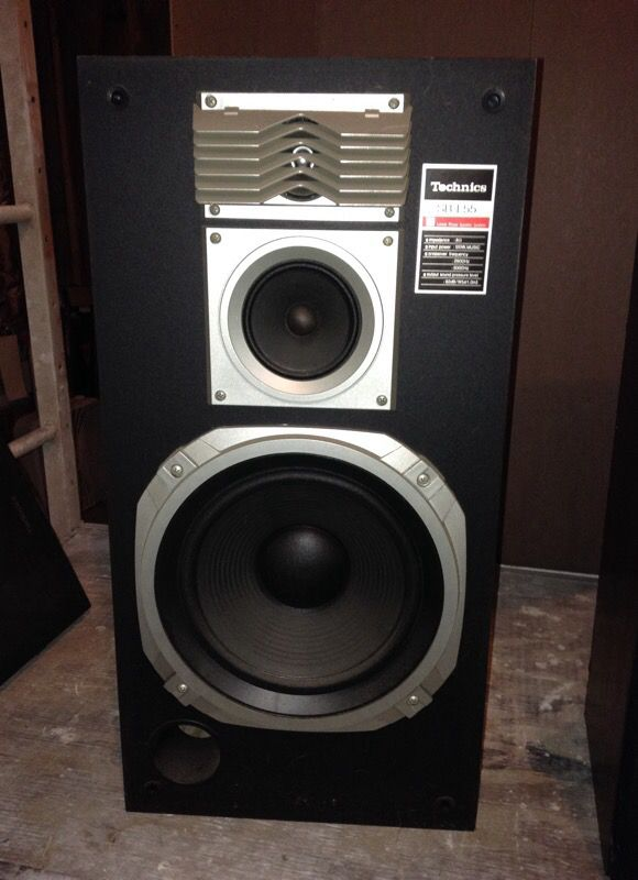 Set of technics sb-l55 speakers for Sale in Charlotte, NC - OfferUp
