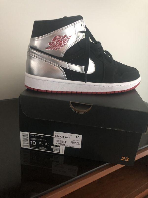 Jordan 1 size 10