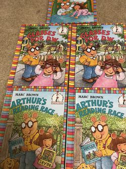 Arthur's I Can Read It All By Myself Beginner Books Set Of 9 Books for Sale in Smyrna,  TN