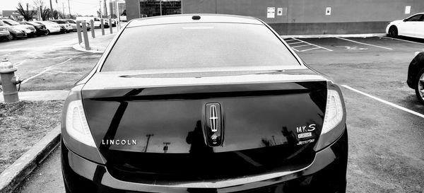 2014 Lincoln MKS Luxury