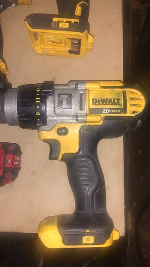 DeWalt hammer drill for Sale in Vancouver, WA