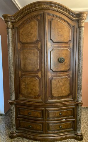 Large storage cabinet for Sale in Dearborn, MI
