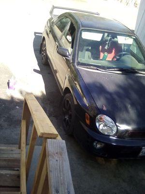 03 Subaru Impreza for Sale in Fresno, CA