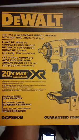 Compact impact wrench for Sale in Riverdale, GA