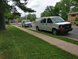 04 Chevy express 3500 extended long larga for Sale in Fairfax, VA