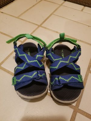 Toddler Boys Size 7 Sandals for Sale in Aurora, IL