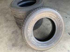 245 75R17 Tires Chevy Silverado 255 70 Ford F150 Tahoe 75 17 Toyota for Sale in Rio Linda, CA